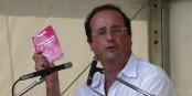 Il paraît que prochainement, François Hollande aura baucoup de temps pour bouquiner... Foto: Manuel Canevet / Wikimedia Commons