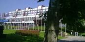 Le Conseil de l'Europe à Strasbourg a eu le courage d'agir. Le droit de vote de la Russie est suspendu. Foto: Todor Bozhinov / Wikimedia Commons