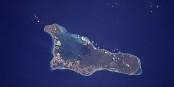 Grand Cayman - hierhr müssen Steuerhinterzieher zukünftig ihr Geld bringen. Irgendwie unpraktisch. Foto: NASA / Wiki Commons