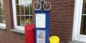 So wie hier in Nordhorn wird es bald in ganz Deutschland Ladestationen für E-Bikes geben. Foto: Nordhornerli / Wikimedia Commons