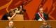 Die Rede fiel ihm sichtlich leicht - Roland Ries am Freitag nach seiner Wiederwahl als OB Straßburgs. Foto: Claude Truong-Ngoc / Wikimedia Commons