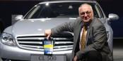 Kritischer Daimler-Aktionär: Der Freiburger Jürgen Grässlin. Foto: Privat