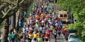 Ils étaient courageux hier au Marathon de Freiburg. Que de vainqueurs ! Foto: Kai Littmann