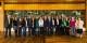 Roland Ries, le maire de Strasbourg, entouré par ses adjoints. Foto: Claude Truong-Ngoc / Wikimdia Commons / eurojournalist(e)