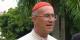 Le cardinal Tarcisio Bertone estime qu'il pourra mieux servir Dieu en jouissant d'un appartement de fonction de 600 m2. Plus la terrasse de 100 m2. Foto: Wikimedia Commons