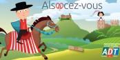 """Mit dem """"Pass' Alsace"""" können Familien zu überschaubaren Preisen die wichtigsten Sehenswürdigkeiten des Elsass entdecken. Foto: ADT Colmar"""