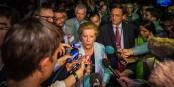 La perte du siège de Catherine Trautmann risque de coûter cher à Strasbourg, mais aussi à la France. Foto: Claude Truong-Ngoc / eurojournaliste.eu