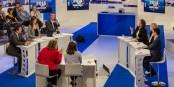 Le débat télévisé entre les candidats du Grand Est ne risque pas de mobiliser les électeurs. Foto: © Claude Truong-Ngoc