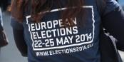 Man kann es gar nicht oft genug sagen - am 25. Mai sollte man wählen gehen, um Europa nicht seinen Schlächtern zu überlassen. Foto: © Kai Littmann