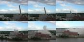 Dies ist eine Implosion. So ziemlich genau das, was der FDP passiert. Foto: Imperator3733 / Wikimedia Commons