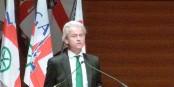 Défaite pour Geert Wilders - la xénophobie et une attitude anti-européenne ne paient pas. Foto: Fabio Visconti / Wikimedia Commons