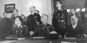 Am 8. Mai unterzeichnete Wilhelm Keitel die deutsche Kapitulation. So etwas sollte man nie vergessen. Foto: Bundesarchiv / Bild 183-R77799 / Wikimedia Commons