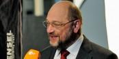 Hier soir, Martin Schulz a su se positionner comme le candidat d'une Europe plus solidaire et sociale. Foto: Martin Rulsch, Wikimedia Commons