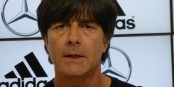 Jogi Löw macht nicht den Eindruck eines sorgenzerfressenen Bundestrainers