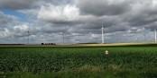 Wenn am Montag in Freiburg zum Thema Klimaschutz diskutiert wird, spricht man auch über die Energiewende und erneuerbare Energien. Foto: Axel Hartmann / Wikimedia Commons