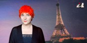 """""""La Parisienne Libérée"""" entschuldigt sich bei Europa dafür, ihr """"diese Typen"""" geschickt zu haben. Foto: www.laparisienneliberee.com"""