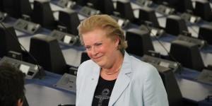 Catherine Trautmann wird im nächsten Europäischen Parlament fehlen. Und wie. Foto: KL