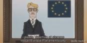Nein, das ist er nicht, der dänische Voteman. Aber das Video lässt keine Fragen offen. Quelle: Youtube