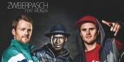 Das neue Album von Zweierpasch ist ein musikalisches Manifest gegen Rassismus und für Völkerverständigung.  Stark. Foto: Zweierpasch