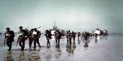 Viele dieser kanadischen Soldaten ließen ihr Leben für die Befreiung Europas vom Faschismus. Foto: Wikimedia Commons
