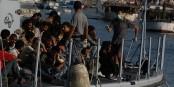 Italien wird während seiner Ratspräsidentschaft versuchen, Fortschritte in der Flüchtlingsproblematik zu machen. Foto: noborder network / wikimedia commons
