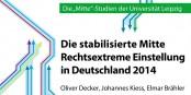 Ce rapport fait état de tendances xénophobes aussi dans la société allemande. Foto: www.netz-gegen-nazis.de