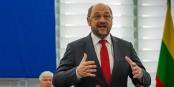 Martin Schulz sucht händeringend nach einem neuen Job. Am Ende könnte es der alte Job werden. Foto: Claude Truong-Ngoc / eurojournalist(e)