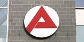Lorsque vous voyez ce logo, entrez - on vous trouvera éventuellement un boulot. Foto: Bettenburg / Wikimedia Commons / CC-BY-SA 2.0