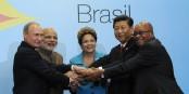 Un moment historique - les BRICS prennent les commandes de l'économie et donc de la politique mondiale. Foto: Presidential Press and Information Office / www.eng.kremlin.ru / Wikimedia Commons
