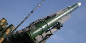 Mit so einer Rakete des russischem Typs BUK soll das Flugzeug abgeschossen worden sein. Foto: Yuriy Lapitskiy / Wikimedia Commons / CC-BY-SA 2.0