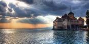 Est-ce que les Suisses ne veulent pas partager leur richesses et beautés (comme le Château de Chillon) avec des réfugiés ? Foto: Eric Hill / Wikimedia Commons / CC-BY-SA 2.0