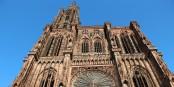 Das Straßburger Münster ist schon tagsüber eine Wucht - aber ab Samstag und für den ganzen Sommer ist es vor allem nachts atemberaubend. Foto: © Kai Littmann