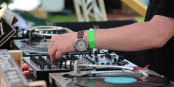 Des DJs français et allemands se relayaient aux platines - Longevity ! Foto: © Kai Littmann