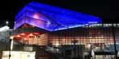 """Bereits am Freitag verfolgten 25000 Zuschauer die bittere 0:2 Niederlage des FC Basel gegen St. Gallen im """"Joggeli"""". Foto: luca_bs / Wikimedia Commons / CC-BY-SA 3.0"""