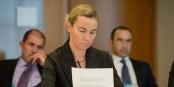 Federica Mogherini représente une nouvelle génération politique. Foto: The Official CTBTO Photostream / Wikimedia Commons / CC-BY 2.0