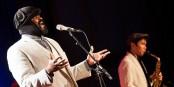 """Dimanche, Gregory Porter clôturera le festival """"Au Grès du Jazz"""" à La Petite Pierre. Foto: Manuel Weber / Wikimedia Commons / CC-BY-SA 3.0de"""