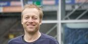 Chefscout und Gratwanderer beim SC Freiburg: Klemens Hartenbach. Foto: Bicker