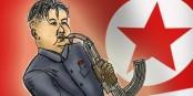 Kim Jong Ul, lui, ne fait pas semblant. Lorsque les chiffres ne lui plaisent pas, il les réécrit. Foto: HarryCane / Wikimedia Commons / CC-BY-SA 3.0