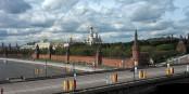 Tiens donc, le Kremlin comme nouveau fief des droits de l'homme ? En tous cas, la Russie protège Snowden. Nous non. Foto: Godot13 / Wikimedia Commons / CC-BY-SA 3.0