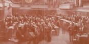 """Beim Gedanken an ein künftiges Regionalparlament Elsass-Lothringen denken viele Elsässer mit Schrecken an die Zeiten des """"Reichslands"""" gleichen Namens. Foto: A. Fink / Wikimedia Commons / LO"""