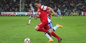 Seine Dribblings werden fehlen - Vladimir Darida wurde vom DfB für zwei Spiele gesperrt. Foto: © Kai Littmann