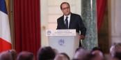Die Halbzeitbilanz des französischen Präsidenten glich einem politischen Offenbarungseid. Foto: © Présidence de la République / L. Blevennec / P. Segrette