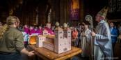 So sah die romanische Kirche in Straßburg aus, dort, wo heute das Münster steht. Foto: Claude Truong-Ngoc / Eurojournalist(e)