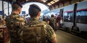 """Frankreich wird von der IS direkt bedroht und löste daher den Präventionsplan """"Vigipirate"""" aus. Foto: © Claude Truong-Ngoc / Eurojournalist(e)"""