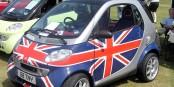 L'Ecosse continuera à rouler sous le Union Jack - pour longtemps. Foto: Arpington / Wikimedia Commons / PD