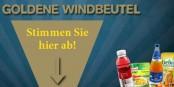 """Macht mit bei der Abstimmung zum """"Goldenen Windbeutel 2014""""! Foto: www.foodwatch.org"""