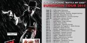 Patricia Vonne, Sängerin und Schauspielerin (Sin City) gibt ein Konzert in Lahr. Wow. Foto: JJ / Veranstalter