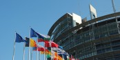 C'ést ici, au Parlement Européen à Strasbourg, que se décidera l'avenir de la Commission proposée par Jean-Claude Juncker. Foto: © KL