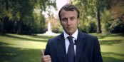 Sans le dire, Emmanuel Macron se fait fort pour un gouvernement européen. Foto: www.gouvernement.fr / Wikimedia Commons / CC-BY-SA 3.0fr