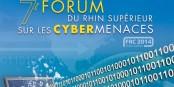 Le 7e Forum du Rhin Supérieur des Cybermenaces se tient à Strasbourg - inscrivez-vous maintenant ! Foto: FRC / Organisation